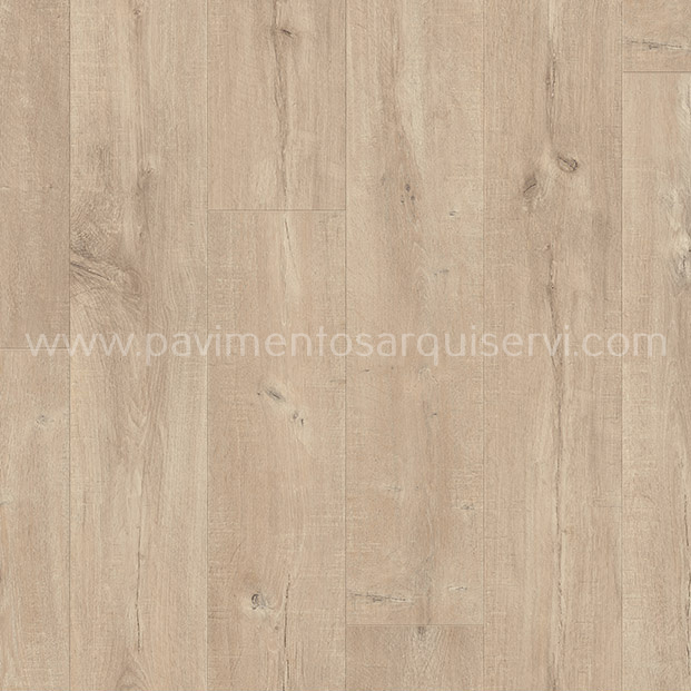 Tarimas Laminada Roble Dominicano natural