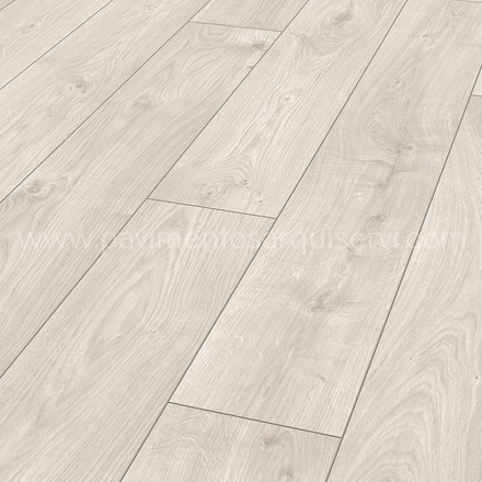 Tarimas Laminada Roble Atlas Blanco