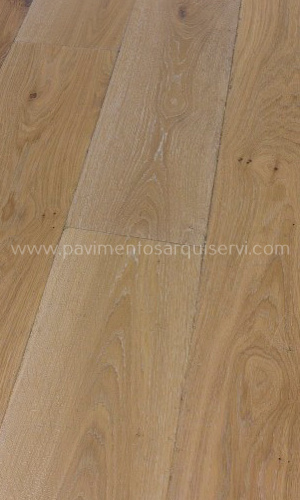 Madera Natural Multicapa Roble Ivory