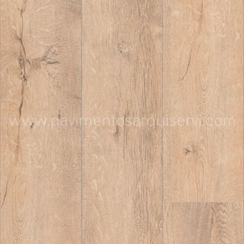 Tarimas Laminada Roble Natural Cracked