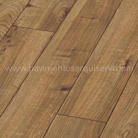 Tarimas Laminada Roble Everest Bronce