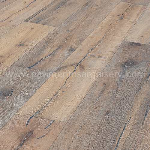 Madera Natural Parquet Roble 1407