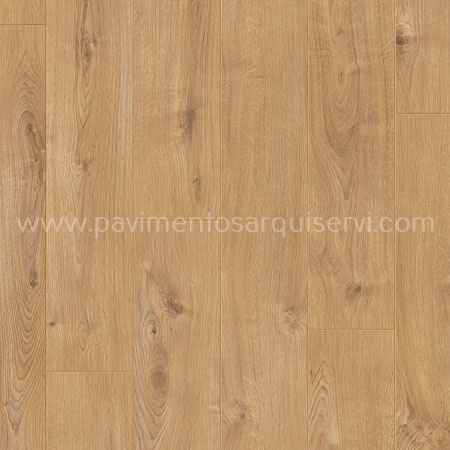Tarimas Laminada Roble Gold