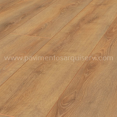 Tarimas Laminada Roble Marrón Copper XXL