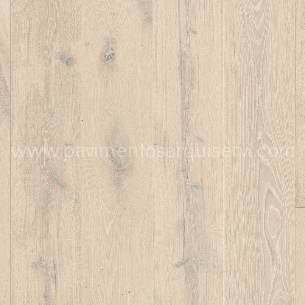 Madera Natural Parquet Roble Helado
