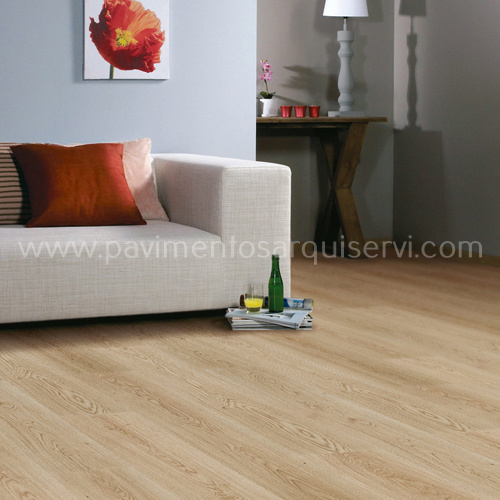 Tarimas Laminada Roble Burlington