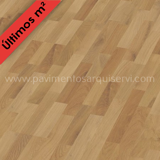 Tarimas Laminada Roble Sherwood Natural