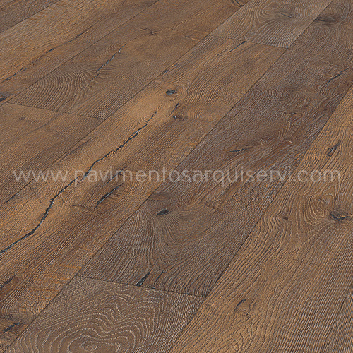 Madera Natural Parquet Roble 1404
