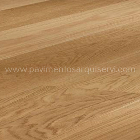 Madera Natural Parquet Roble Barnizado