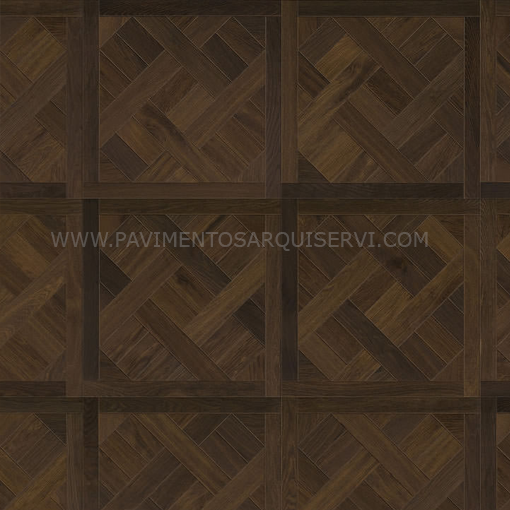 Madera Natural Parquet Roble Ahumado Basket