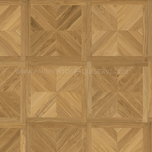 Madera Natural Parquet Roble Baldosa Central