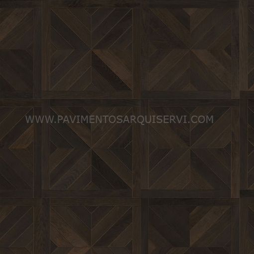 Madera Natural Parquet Roble Carbon Baldosa Central