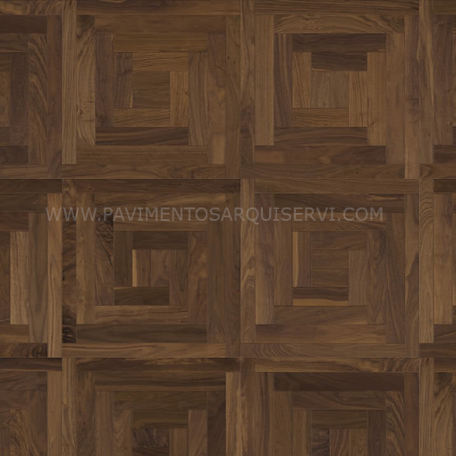 Madera Natural Parquet Nogal Americano loop