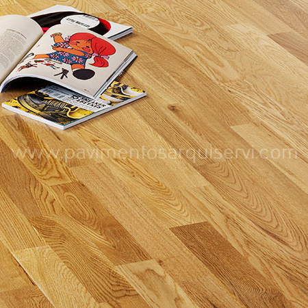 Madera Natural Parquet Roble Bue Plus