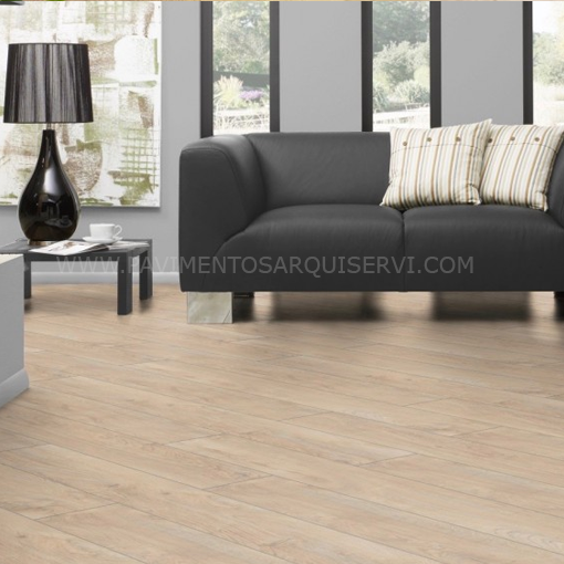 Madera Natural Parquet Roble Nature Barnizado