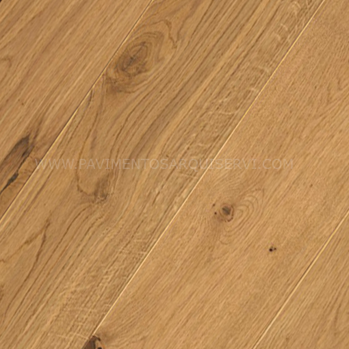 Madera Natural Parquet Roble Cottage