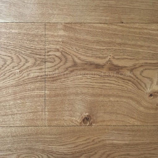 Madera Natural Parquet Roble Oscuro