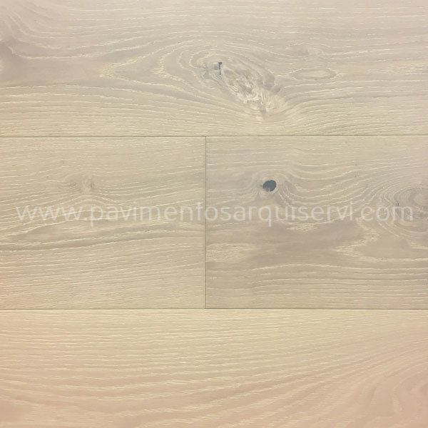 Madera Natural Parquet Roble Nordic
