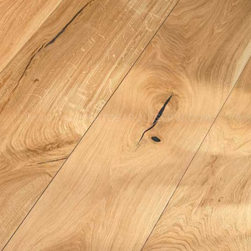 Madera Natural Multicapa Roble Mediterraneo