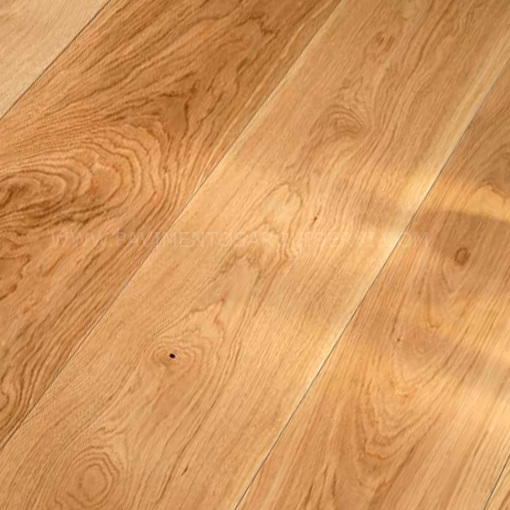 Madera Natural Multicapa Roble Atlantico