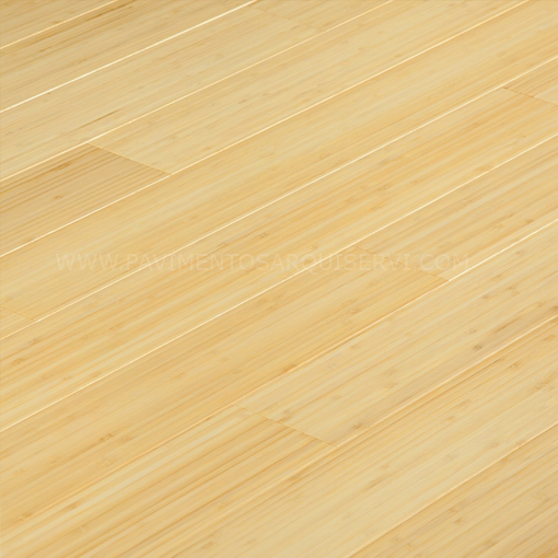Madera Natural Parquet Bambú vertical natural