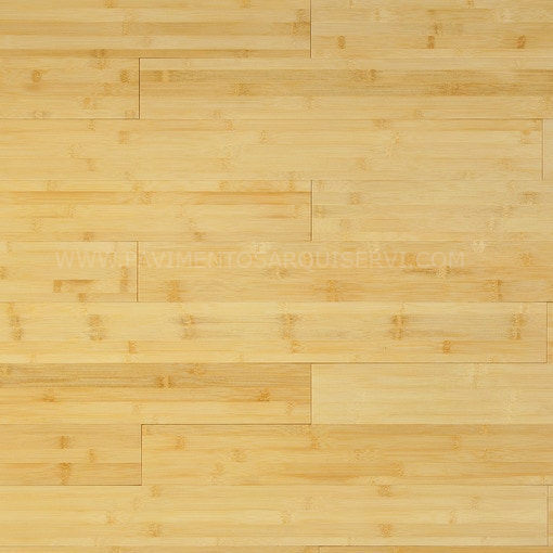 Madera Natural Parquet Bambú horizontal natural