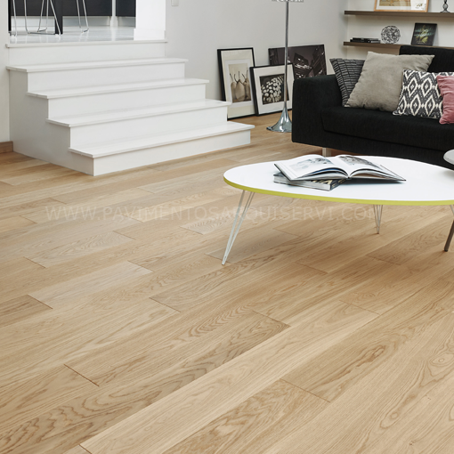 Madera Natural Parque Roble Selecto