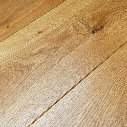 Madera Natural Parquet Roble Aceitado UV Natural