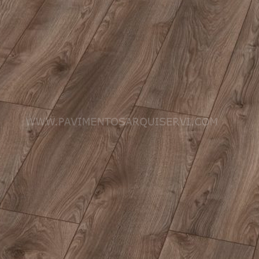 Tarimas Laminada Roble Macro Brown