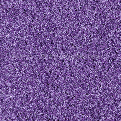 Césped artificial  Morado