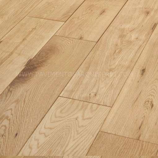 Madera Natural Parquet Roble ultra Rústico