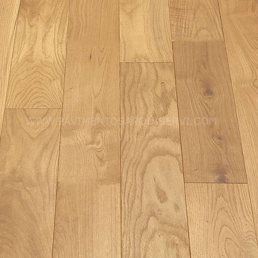 Madera Natural Parquet Roble Natural
