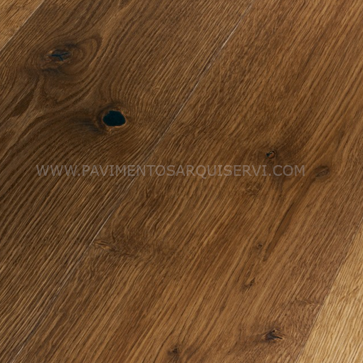 Madera Natural Parquet Roble Oreado