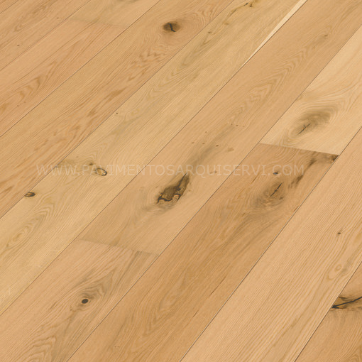 Madera Natural Parquet Roble rústico autentico