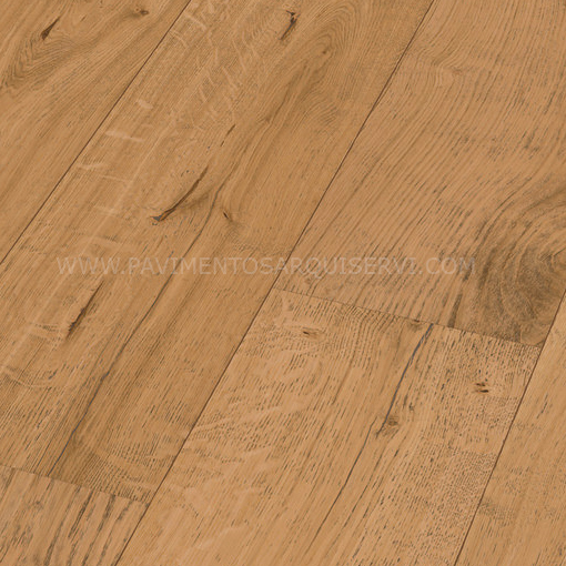 Madera Natural Parquet Roble Rústico