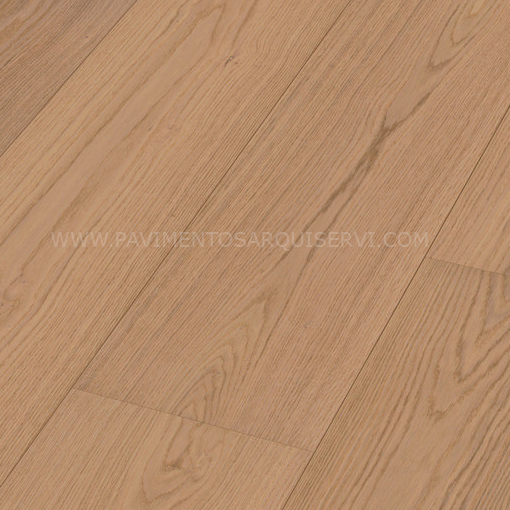 Madera Natural Parquet Roble Natural Claro