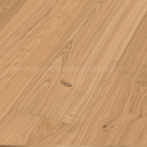 Madera Natural Parquet Roble Natural Puro