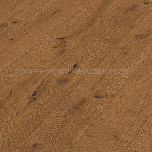 Madera Natural Parquet Roble Autentico Marrón Antiguo
