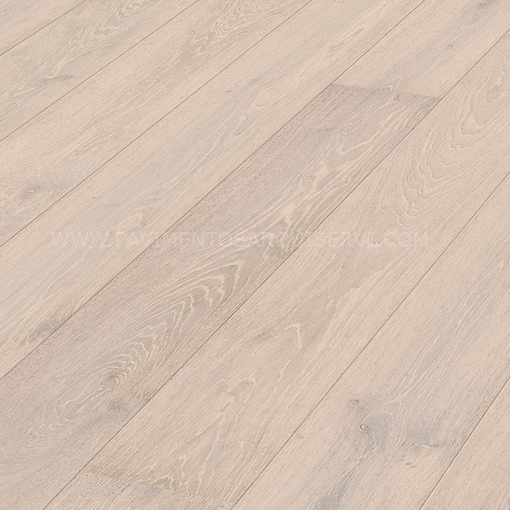 Madera Natural Parquet Roble vivo Blanco a la Cal