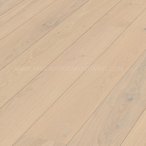 Madera Natural Parquet Roble Caribe Vivo