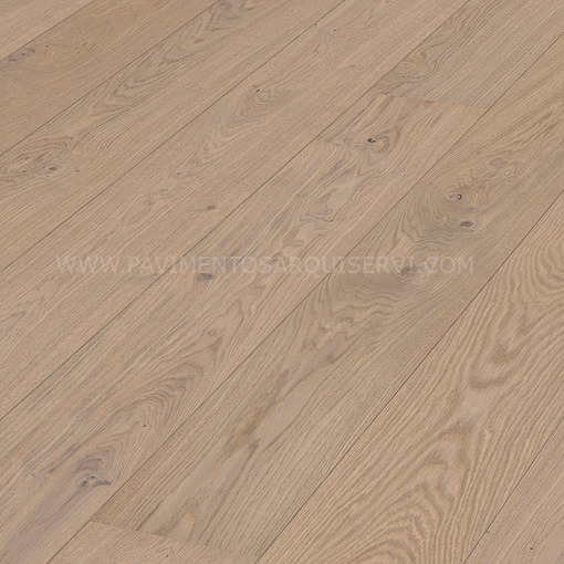 Madera Natural Parquet Roble Vivo Gris Luminoso