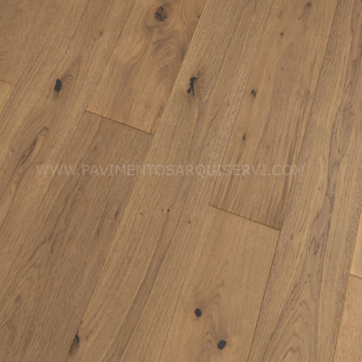 Madera Natural Parquet Roble Hera