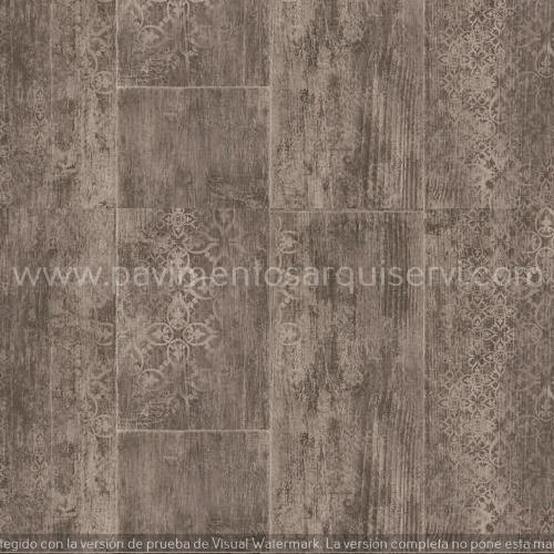Euroharry Suelo de vinilo PVC Lamina Suelo 5,02m/² Baldosas Suelo Antideslizantes Insonorizadas suelo de dise/ño estructurado Libro de patrones