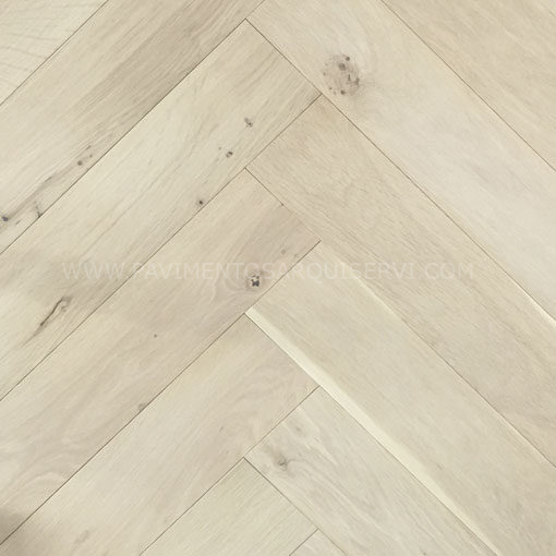 Madera Natural Multicapa Espiga Roble Loft