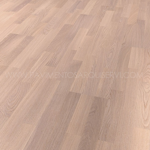 Madera Natural Parquet Roble Crudo Machado
