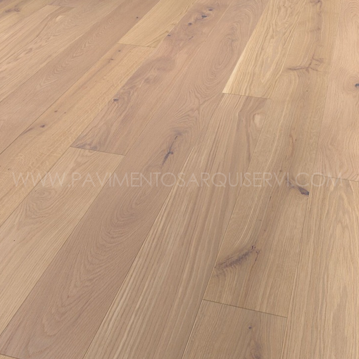 Madera Natural Parquet Roble Bécquer