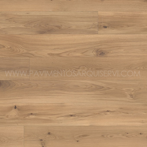 Madera Natural Tricapa Roble Luminoso Beige