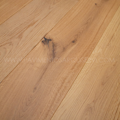 Madera Natural Parquet Roble Mate