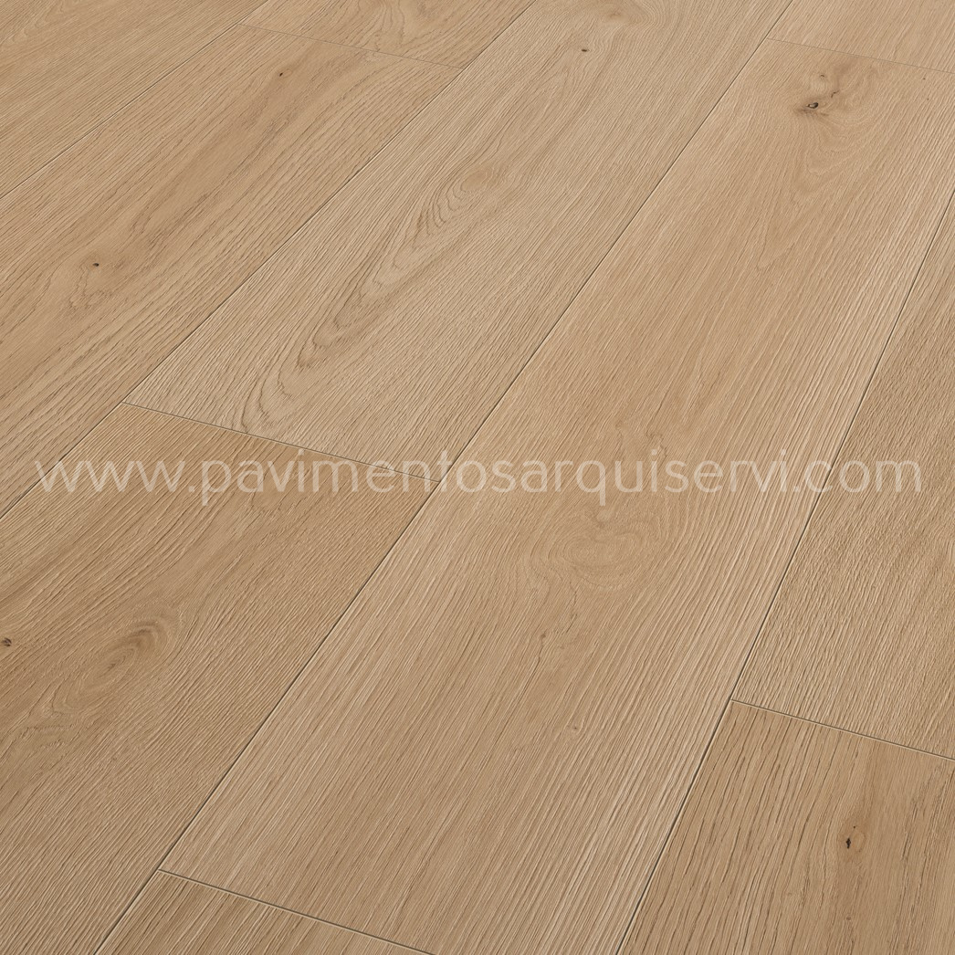 Tarimas Laminada Roble Country House