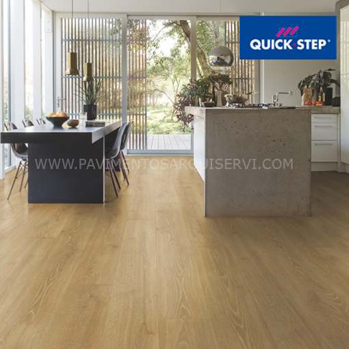 Tarimas Laminada Roble Bosque Natural